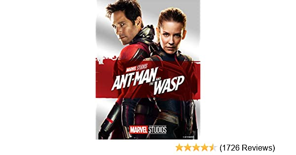 Amazon com: Watch Ant-Man and the Wasp   Prime Video