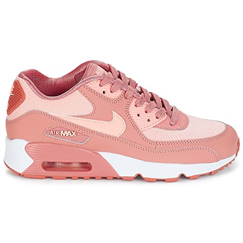 90 Running guava Zapatillas white Max De Mesh 601 Nike Para Air rust Pink Pink Se gs Ice storm Multicolor Mujer aqBE8