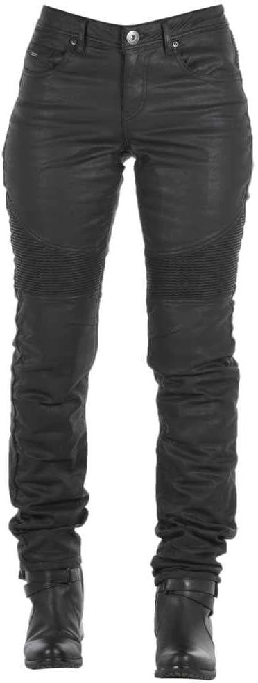 Mujer Color Negro Talla 32 Pantalones Vaqueros Para Mujer Homologados Para Carretera Overlap Imola Night Ropa Lekabobgrill Com