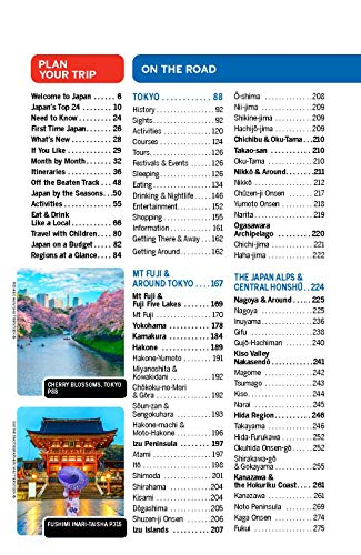 51oR28SBx6L - Lonely Planet Japan (Travel Guide)