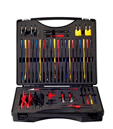 icarscanner multi function automotive circuit tester lead kit contains 92 pieces of essential. Black Bedroom Furniture Sets. Home Design Ideas