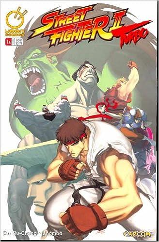 Street Fighter Ii Turbo #1 Comics – 2008