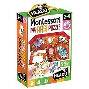 Headu Primi Incastri Montessori La Fattoria It20140