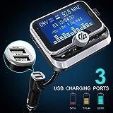 Bluetooth FM Transmitter for Car, Clydek Car