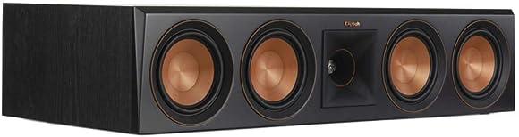 Klipsch RP-504C Center Channel Speaker Ebony