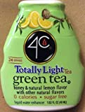 4C Totally Light Green Tea-liquid water enhancer (5 count)