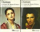 Le Comte de Monte-Cristo Vol. I and II (set of 2 books)