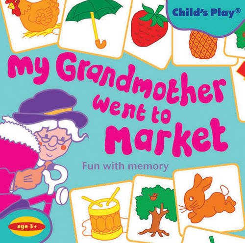 My Grandmother Went to Market from Child's Play (International) Ltd