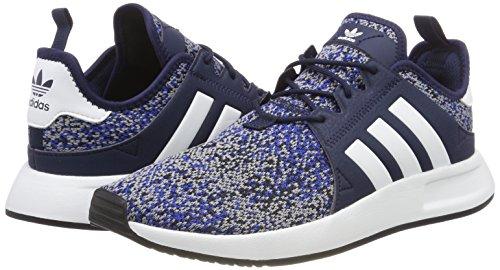 Core X Blanc Black Adidas Pour Chaussures Gymnastique Fonc De Homme 0 plr bleu vxwqdg