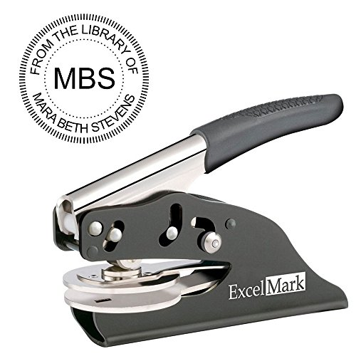 Library Book Embosser - Great Gift Idea