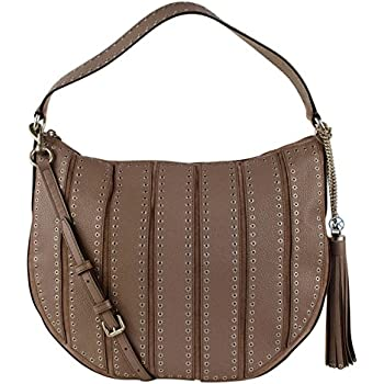 63c423d6fd95 Amazon.com  Michael Kors MICHAEL Brooklyn Grommet Appliqu Medium ...