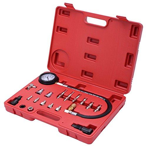 Goplus 19pc Cylinder Compression Test Kit, 2.5