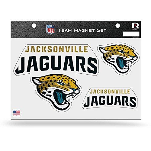 NFL Jacksonville Jaguars Bling Team Magnet Set