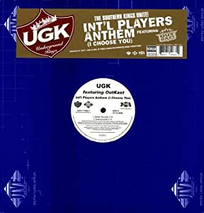 Ugk Underground Kingz Feat Outkast Int L Players