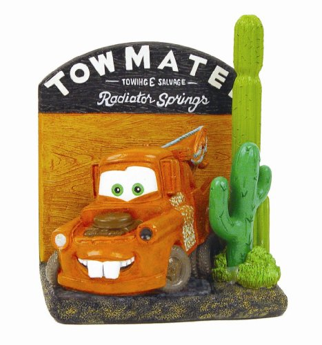 Cars Mater Notepad Holder (Tow Truck Business Cards)