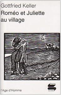 Roméo et Juliette au village par Gottfried Keller
