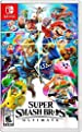 Super Smash Bros. Ultimate - Nintendo Switch [Digital Code]