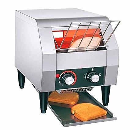 mxbaoheng 300 – 350pcs 1940 W eléctrico transportador tostadora – Panificadora – Horno de pan