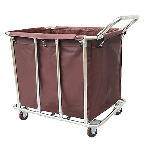 YXX-Carro de lavandería Carro del clasificador de la cesta ...