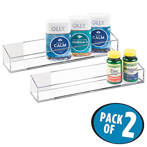 Self Adhesive Organizer Vitamins Supplements Products