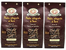 Farro Penne Rigate by Rustichella d\'Abruzzo (Case of 3 - 17.6 Ounce Packages)