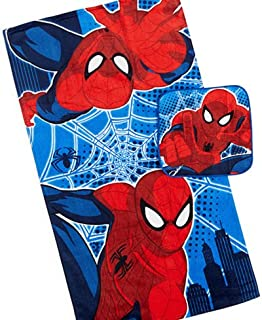 Lovely Spiderman Two Piece Bath Set