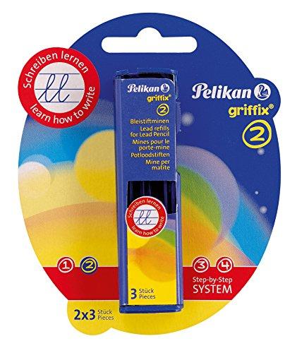 - Pelikan Griffix Pencil HB Refills/ 2X3 In Blisterform