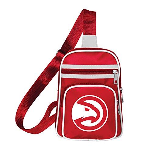 NBA Atlanta Hawks Mini Cross Sling (Atlanta Hawks Bag)