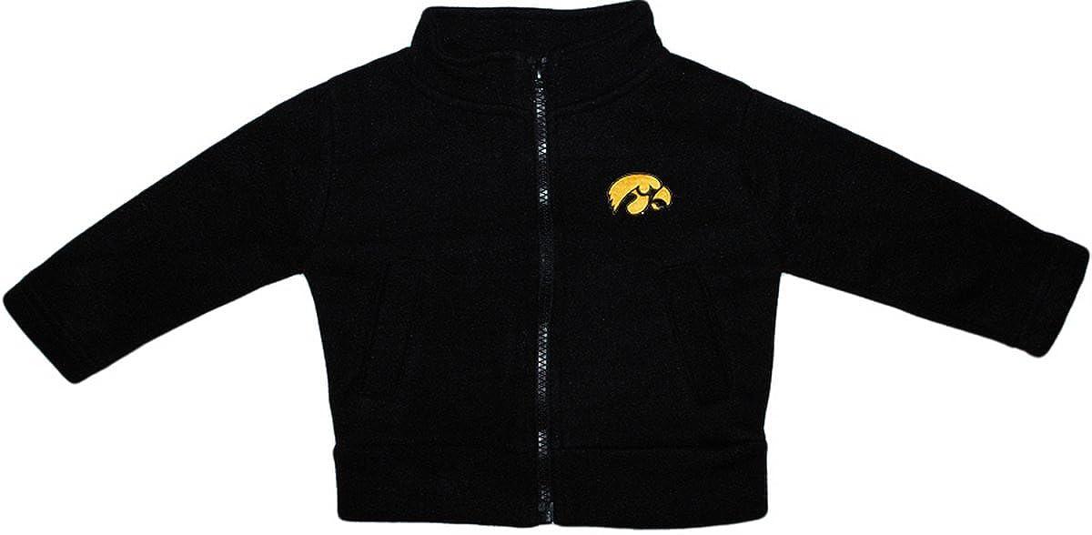University of Iowa Hawkeyes Baby Polar Fleece Jacket