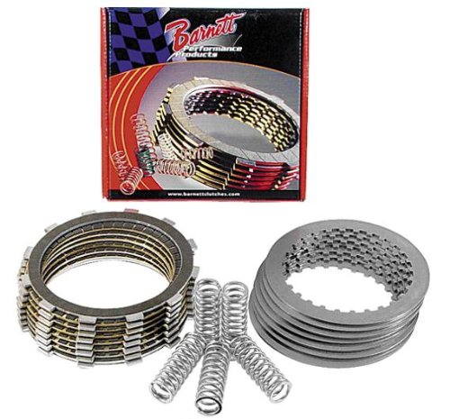 (Barnett Performance Products PERFORMAN Complete Dirt Digger Clutch Kit - Carbon Fiber)