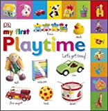 My First Playtime Let's Get Busy! (Tabbed Board Books)