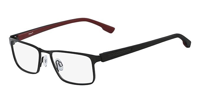 c9d2c30807 Eyeglasses FLEXON E 1041 001 BLACK at Amazon Men s Clothing store