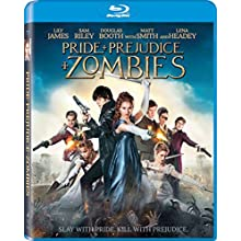 Pride + Prejudice + Zombies [Blu-ray] (2016)