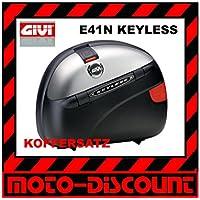 Givi E41 Monokey Keyless Side Cases 41 Liter Black