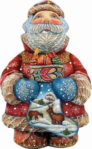 Derevo Holiday Treasures 2nd Edition 2nd Edition Nutcracker