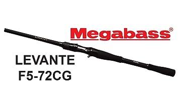 Megabass Levante Casting Rods (7'2
