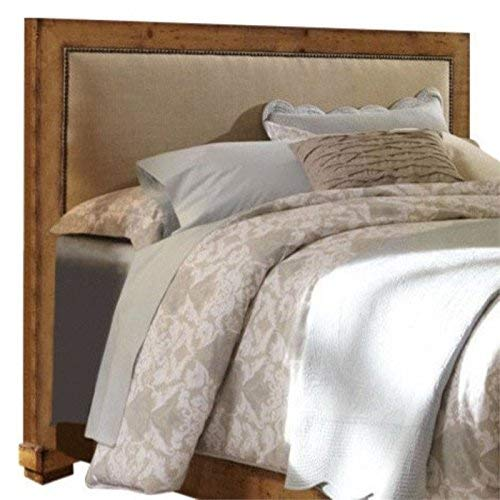 Progressive Furniture P608-94 Willow King Upholstered Headboard, 82
