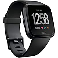 Deals on Fitbit Versa Smartwatch 34mm