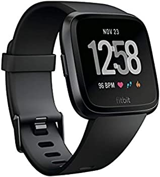 Refurb Fitbit Versa Fitness Smartwatch and Activity Tracker