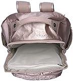 Kipling Women's Seoul Diaper Bag Backpack, Metallic Rose, One Size