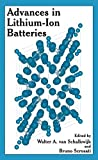 img - for Advances in Lithium-Ion Batteries book / textbook / text book