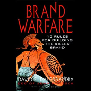 Brand Warfare Audiobook