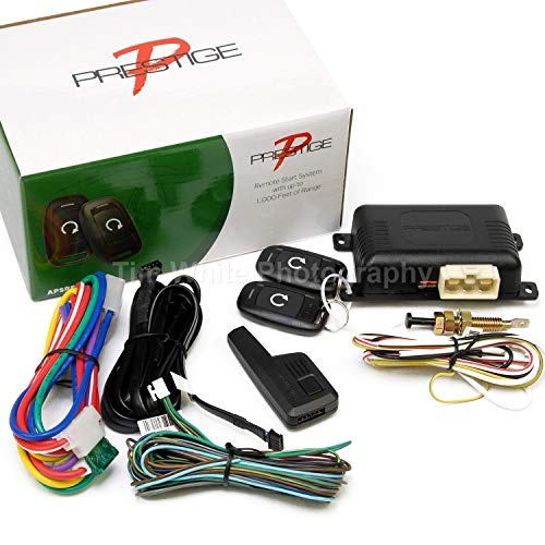 Prestige APSRS1Z One-Way Remote Start Only System with Up to 1,000 feet