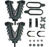 ATV TEK, V-Grip Gun, Bow & Utility Rack - Handlebar