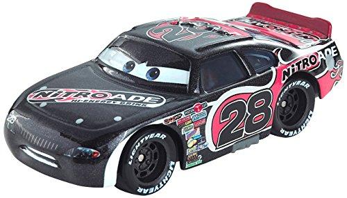 Disney/Pixar Cars, 2016 Piston Cup, Aiken Axler [Nitroade] Die-Cast Vehicle ()