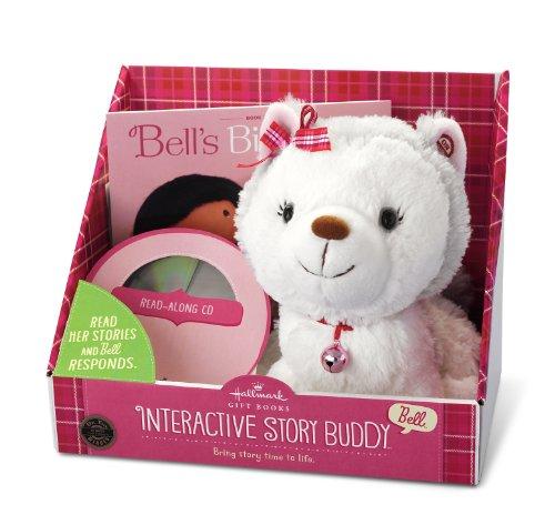 Hallmark Interactive Story Buddy Bell Gift (Jingle Buddies Bell)