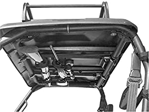 Amazon Com Utv Gun Rack Utv Overhead Gun Rack For Honda