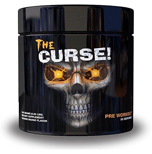 Cobra Labs The Curse Orange Mango 50 Servings