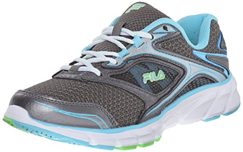 Running Metallic Fila Shoe Up Silver Stir Silver Dark Bluefish 4xHPqaS