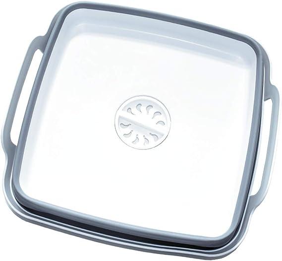DASUN 2PCS Gastrodock/B/äckerleinen/Teigtuch/Gr/ö/ße/36 x45cm//-/Teigtuch/aus/unbehandelten/Natur/Baumwolle/und/Leinen/-/Baumwollleinen/zum/Backen,mit/1/&